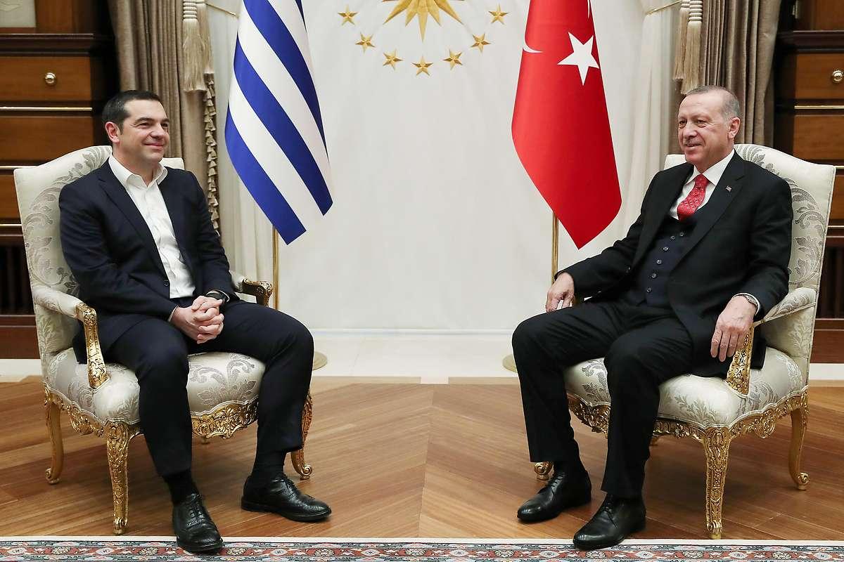 Türkei und Griechenland wollen Verhältnis verbessern