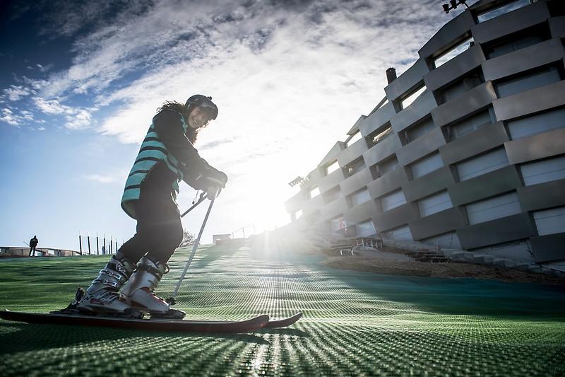 Ganzjähriges Skifahren Mitten In Kopenhagen