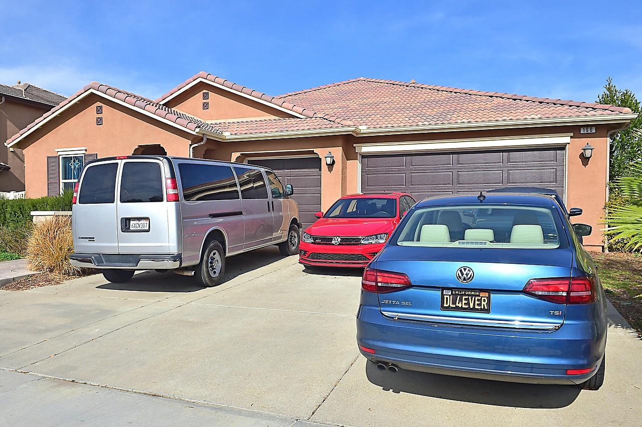 Das Haus von Louise und David Turpin in Perris (Kalifornien)
