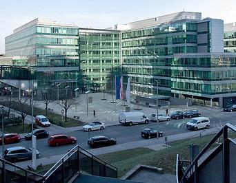 Zentrale der Statistik Austria
