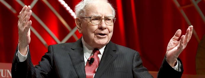 US-Starinvestor Warren Buffett