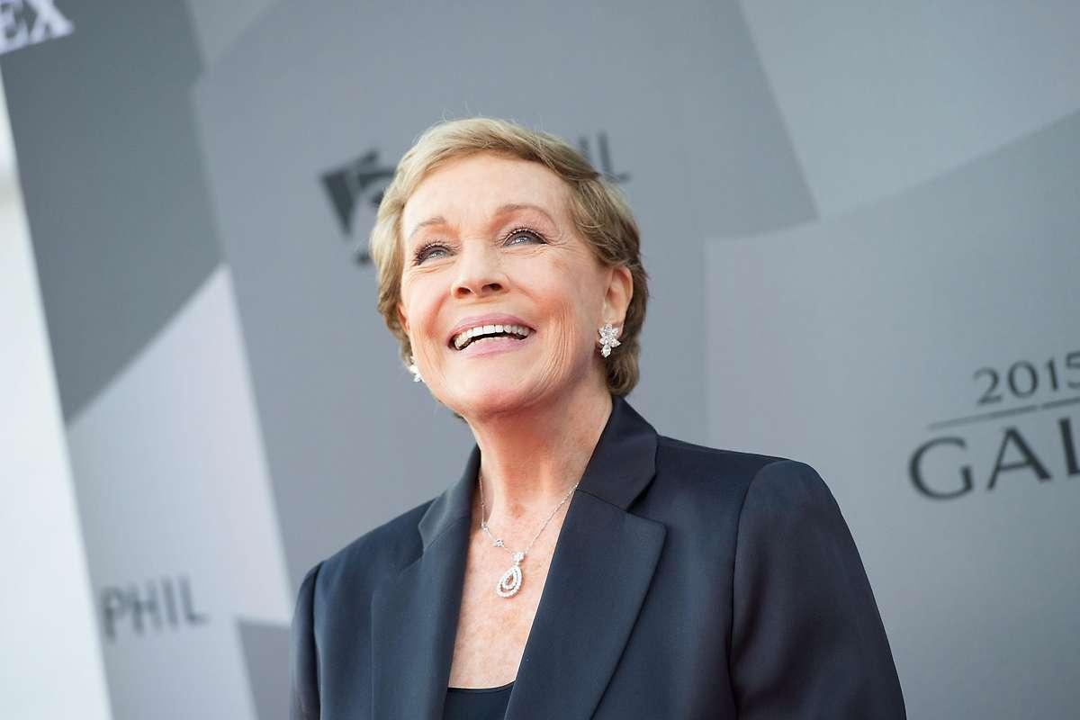 Julie Andrews erhält Ehrenlöwen in Venedig