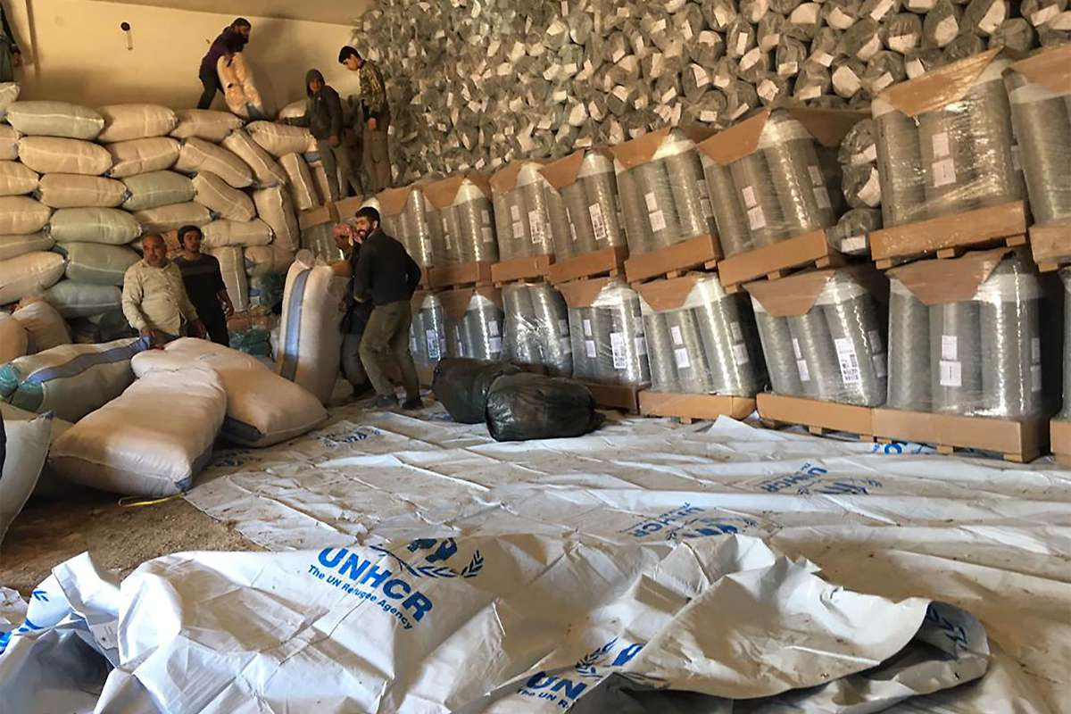 UNO-Hilfe erreicht erstmals syrische Stadt Manbidsch