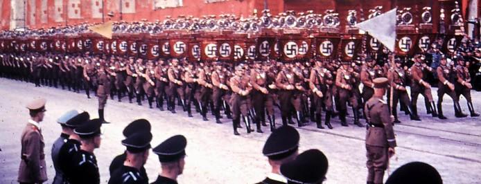 NS-Festzug in München 1938