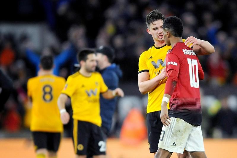 Wolverhampton Gegen Manunited