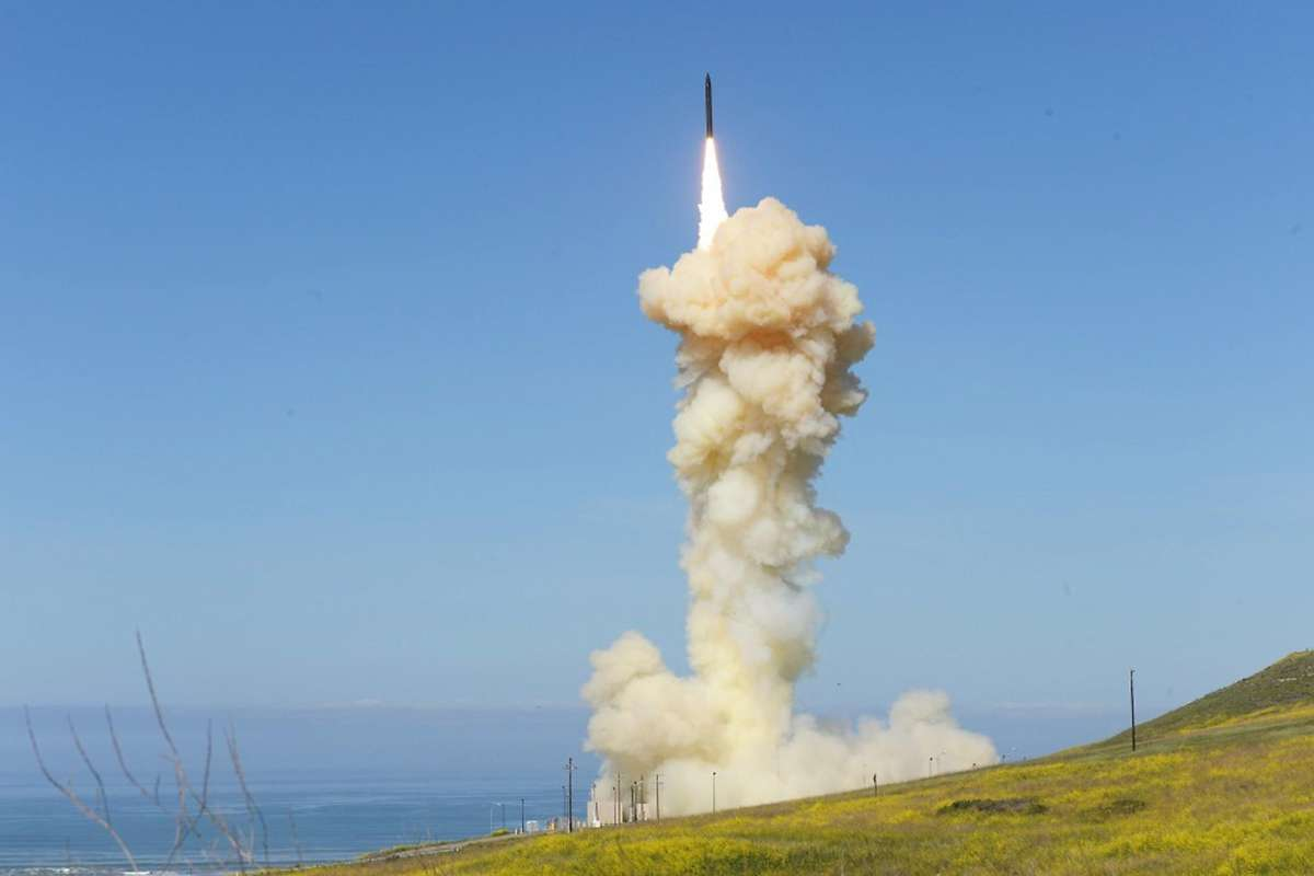US-Militär testete Raketenabwehrsystem