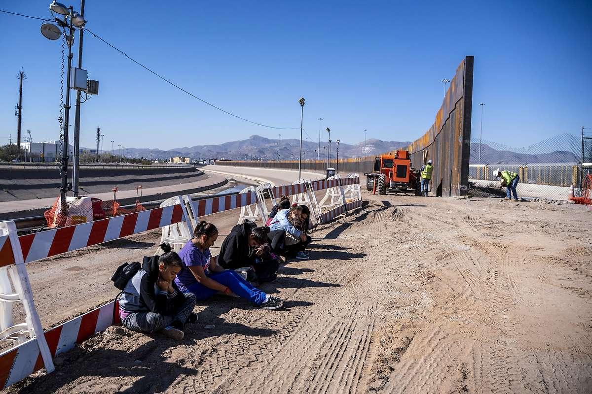 Pentagon gab eine Mrd. Dollar für Grenzmauer frei
