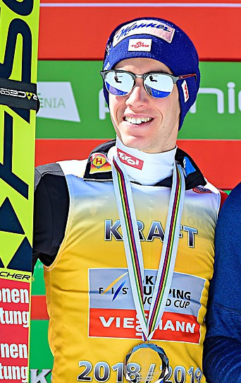 ÖSV-Springer Stefan Kraft