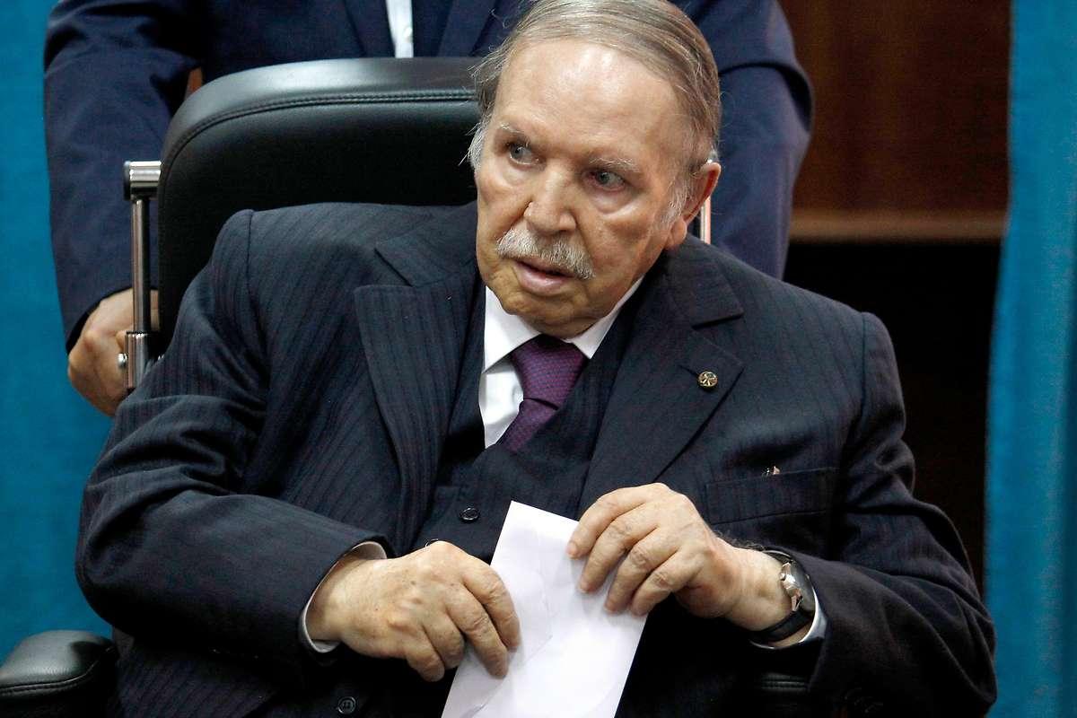 Algerien: Langzeitpräsident Bouteflika tritt ab