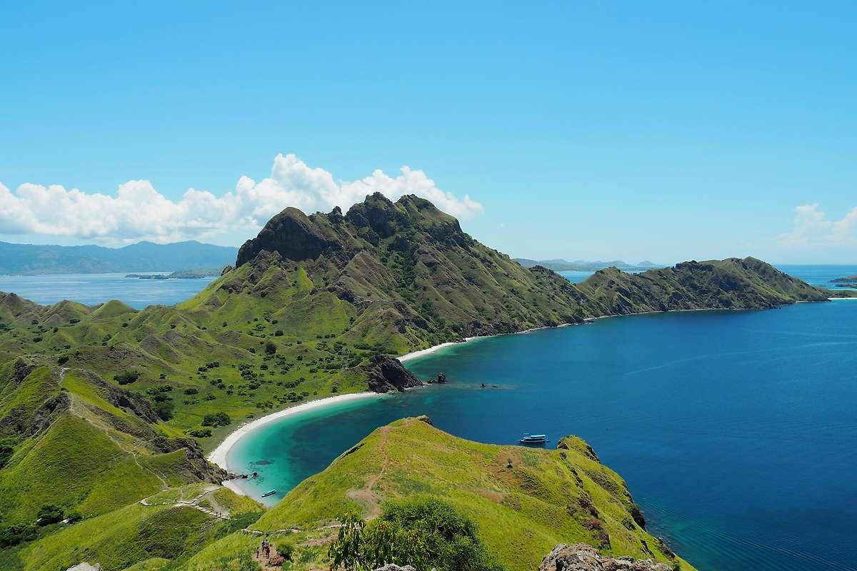 """Indonesien sperrt """"Dracheninsel"""" Komodo für ein Jahr"""