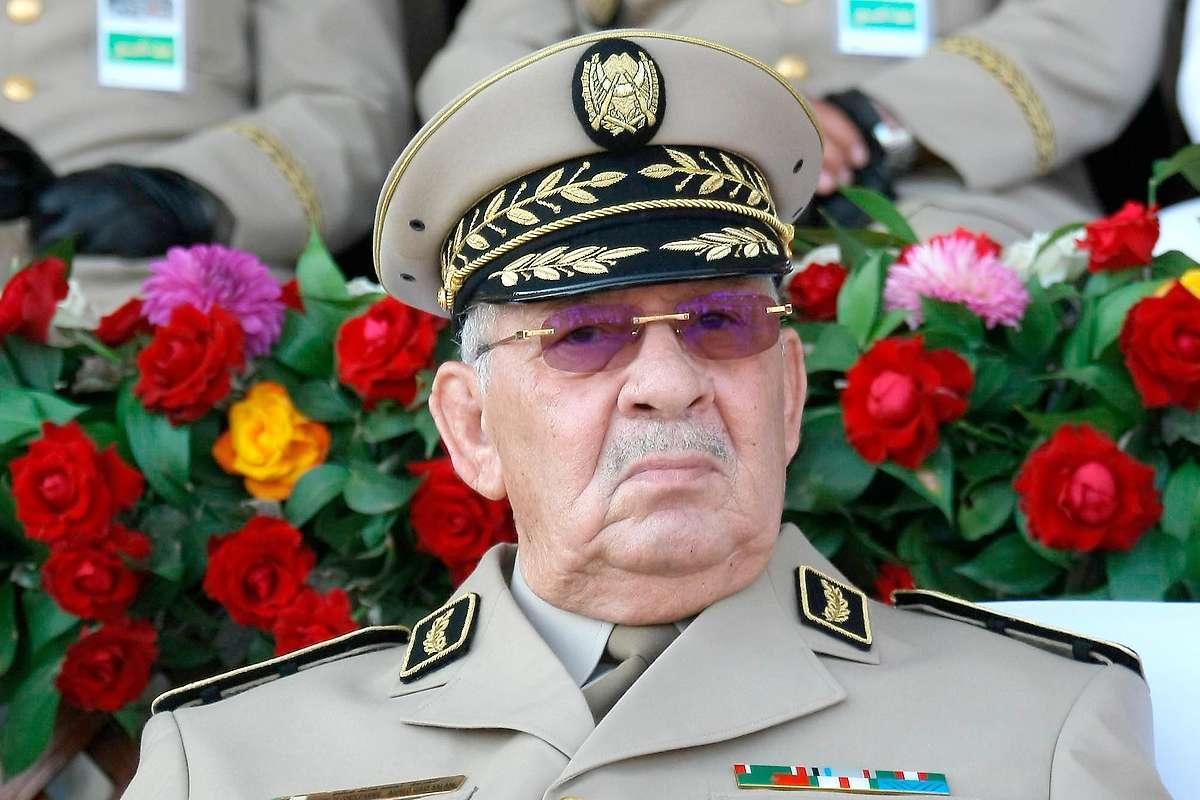 Algerischer General Salah baut Machtposition aus