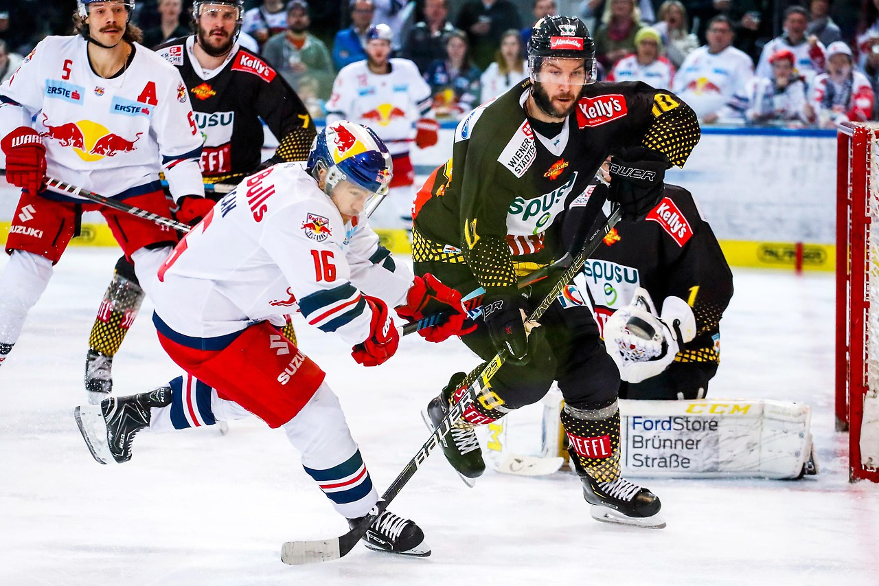 Eishockey KAC Und Capitals Setzen Sich Ab Sport ORF At