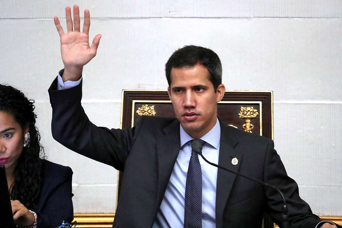 Venezuelas Oppositionschef Guaido verliert Immunität