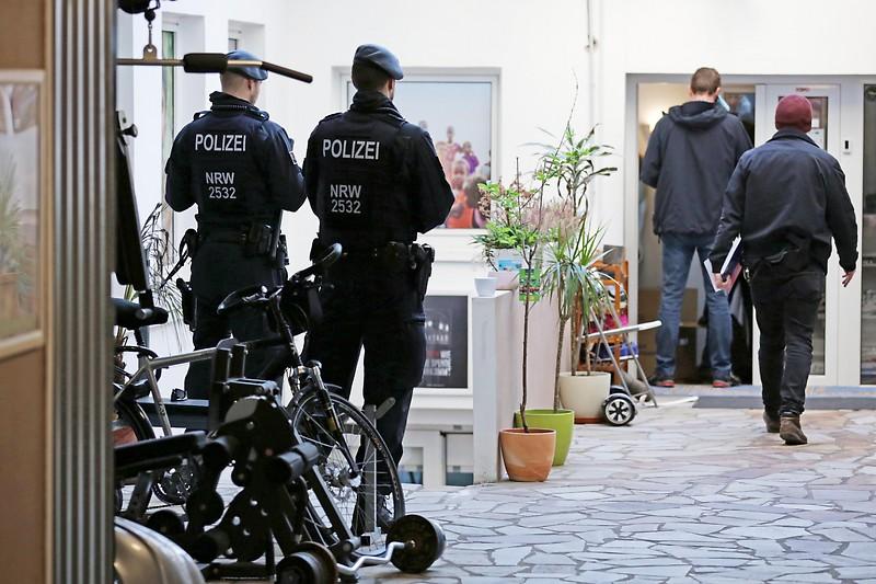 Polizeieinsatz Düsseldorf Heute