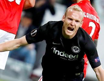Sebastian Rode (Eintracht)