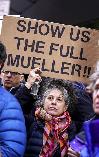 Proteste in New York