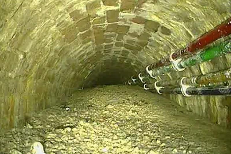 London Kanalisation