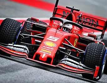 Sebastian Vettel (GER/Ferrari)