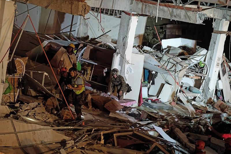 Erdbeben Philippinen Heute