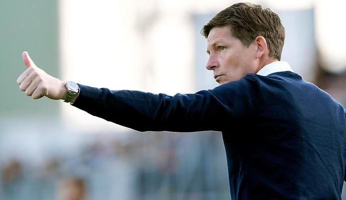 Trainer Oliver Glasner (LASK)