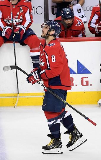 Alex Ovechkin (Washington Capitals)