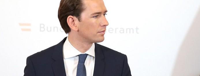 Bundeskanzler Kurz