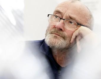 Britischer Sänger Phil Collins