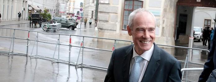 Der ehemalige OGH-Präsident Eckart Ratz