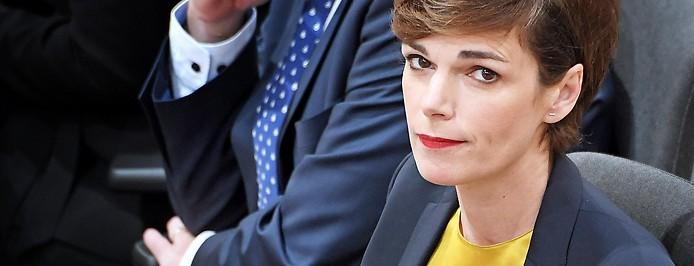 SPÖ-Parteichefin Pamela Rendi-Wagner