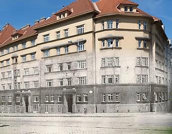 Historischer und aktueller Metzleinstalerhof