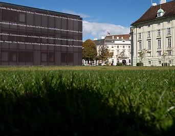 Eindrücke von Ballhausplatz und Parlament