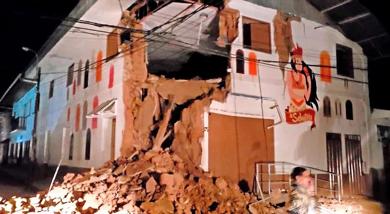 Erdbeben Peru Heute