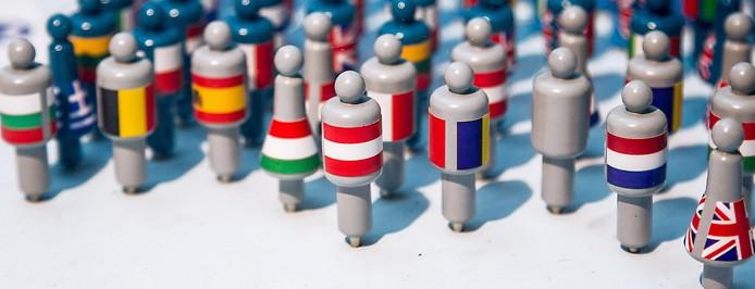 EU-Figuren der Mitgliedsländer