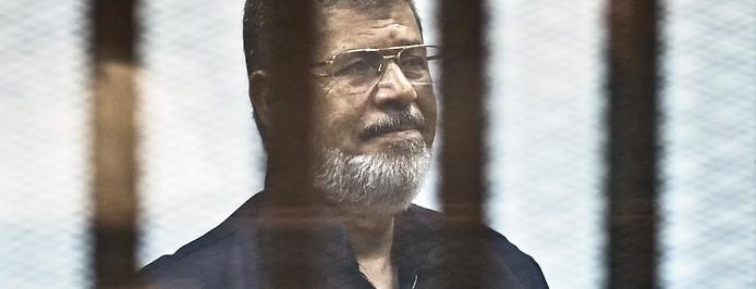 Ägyptens Ex-Präsident Mursi im Gefängnis
