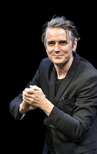 Deutsche Schauspieler Jens Harzer