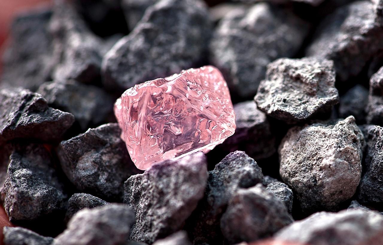 Diamanten Vorkommen