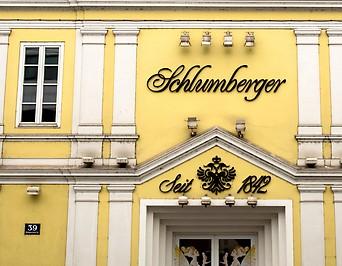 Schlumberger Wein- und Sektkellerei GmbH auf der Heiligenstädter Straße in Wien