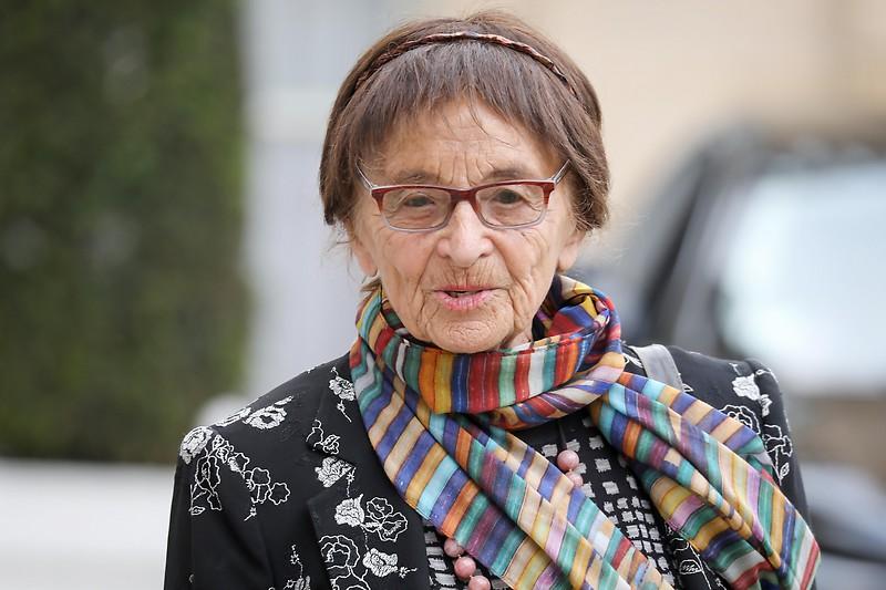ungarische Philosophin Agnes Heller