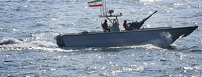 Militäreinheiten zu Wasser der iranischen Revolutionswächter (IRGC)