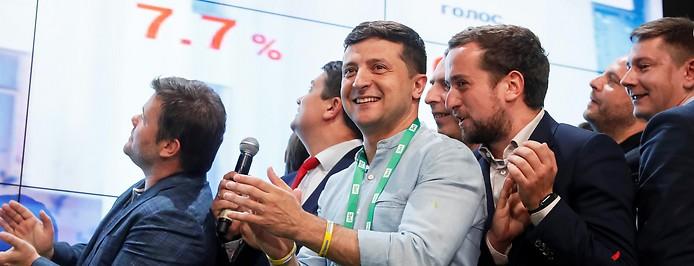 Wolodymyr Selenski