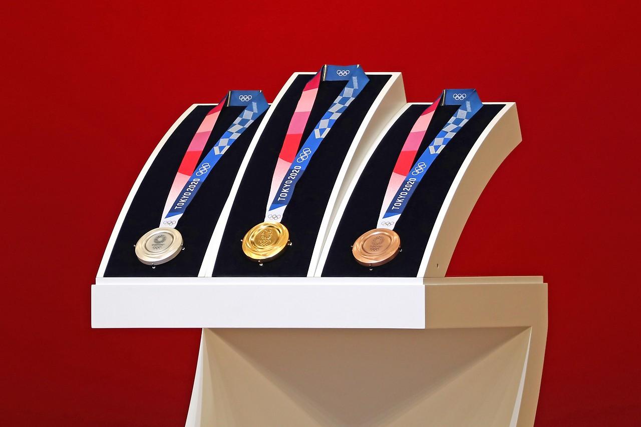 Olympia 2020 Tokio Prasentiert Recycelte Medaillen Sport Orf At