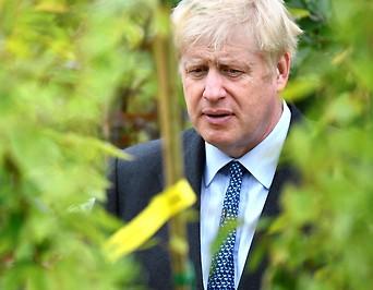 Boris Johnson, Anwärter auf das Amt des britischen Premierministers