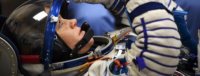 NASA-Astronautin Anne McClain