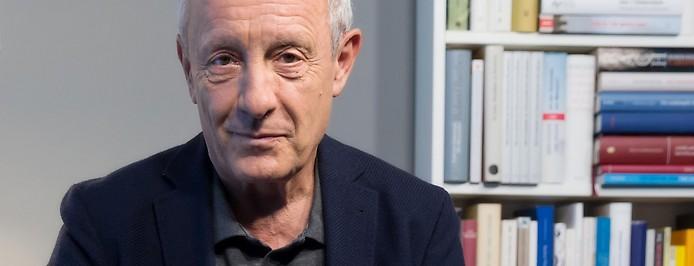 JETZT-Spitzenkandidat Peter Pilz im ORF.at-Wahlstimmen-Studio