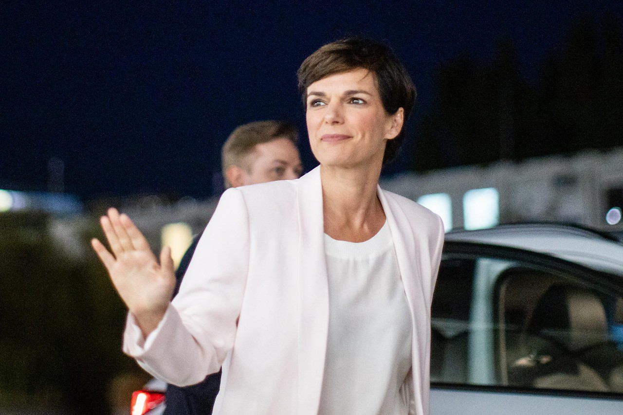 Spitzenkandidatin Pamela Rendi-Wagner (SPÖ)
