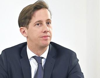 Kabinettschef im Innenministerium Reinhard Teufel (FPÖ)