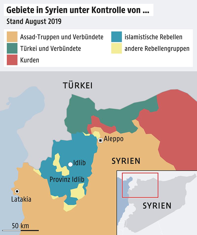 Syrien Karte 2016.Offensive Gegen Kurden Turkei Will In Kurze Losschlagen