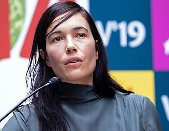 Viennale-Direktorin Eva Sangiorgi