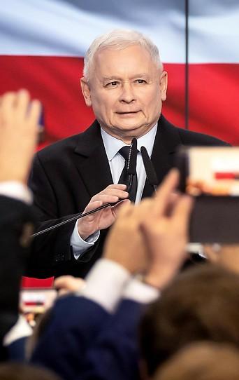 Jaroslaw Kaczynski (PiS)