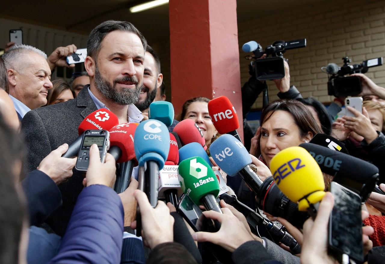 Santiago Abascal (Vox Party)